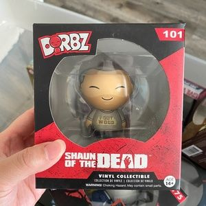 Funko Dorbz Shaun Of The Dead Ed